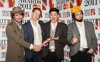 Mumford perform at new MTV awards