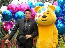 Stars on stage for Children In Need