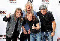 AC/DC not fans of reality shows