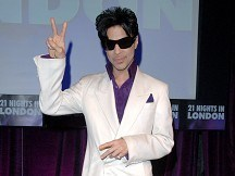 Prince not a fan of Glee cover