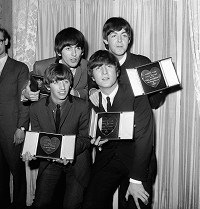 Historic Beatles pics up for sale