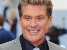 The Hoff sang life-changing song