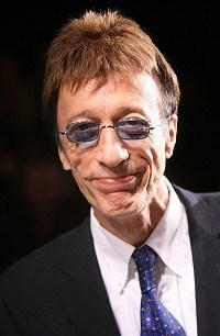 Robin Gibb home after health scare