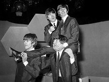 Signed Beatles record under hammer