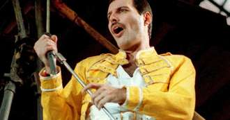 Freddie Mercury's Lost Version Of 'Time Waits For No One' Is Absolutely Stunning