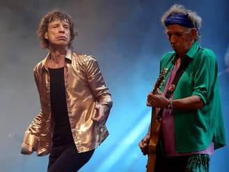 The Rolling Stones announce biggest ever touring rock exhibition with Saatchi Gallery