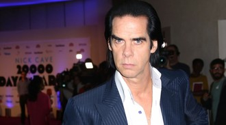 Nick Cave pays tribute to son after death in cliff fall