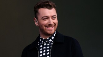 Sam Smith reveals Balenciaga news
