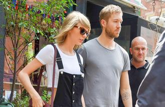Taylor Swift and Calvin Harris planning collaboration