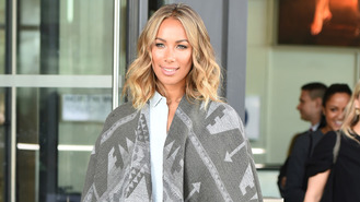 Leona Lewis on good terms with Simon Cowell
