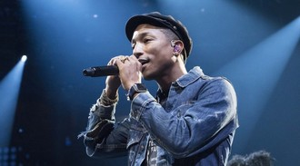 Pharrell Williams to donate up to 50,000 books for children in need