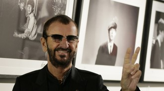 Ringo Starr reveals why he is auctioning off rare Beatles memorabilia
