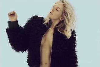 Ellie Goulding posts teaser for new music video 'On My Mind'