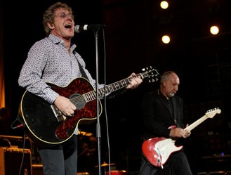 The Who call off US dates as Roger Daltrey recovers from viral meningitis