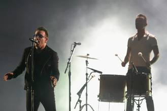 U2 Stockholm concert evacuated due to unspecified 'security breach'