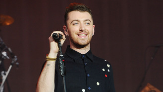 Sam Smith 'using crystals to attract love'