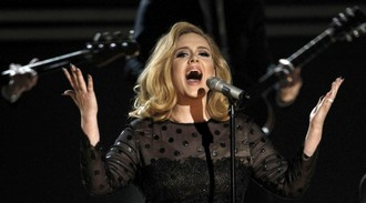 Adele teased her new album during X Factor and Twitter went into meltdown