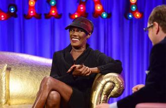 Grace Jones wants to sing at Glastonbury