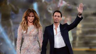 Jennifer Lopez On Dealing With Divorce On Tour