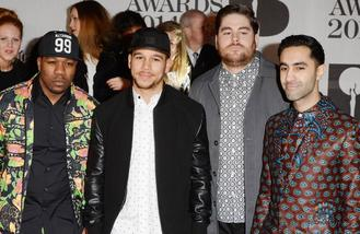 John Newman joins Rudimental at Ally Pally gig
