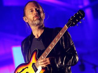 Watch Tom Yorke perform two new suspected Radiohead songs in Paris