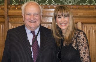 Tally Koren honoured to address House of Lords