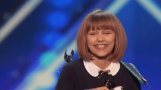 America's Got Talent: Look out world, Simon Cowell thinks he has found 'the next Taylor Swift' in Grace VanderWaal