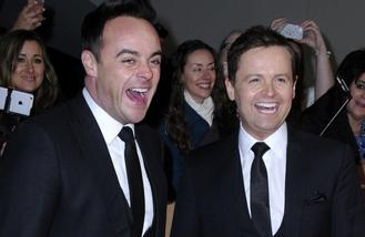 Ant and Dec rule out hosting 2017 BRIT Awards