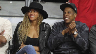 Beyonce and Jay Z's 'new wedding rings for fresh start'
