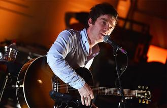 Noel Gallagher jokes with 'freeloader' fans at BBC Radio 2 concert