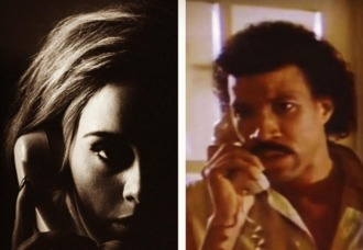 Lionel Richie claims he 'contacted his lawyers' over Adele's song 'Hello'