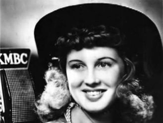Bonnie Lou: Singer and radio presenter who crossed over into rock'n'roll
