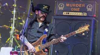 Motorhead could top singles chart after Lemmy's death