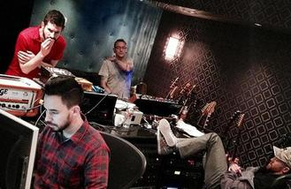 Linkin Park working on a new album