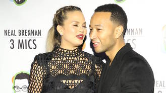 John Legend: 'Having a baby can't be that hard!'