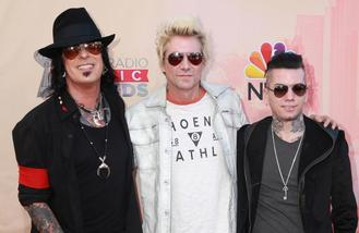 Nikki Sixx: Tour has been like boot camp for Sixx:A.M.