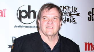 Meat Loaf's stage collapse due to dehydration