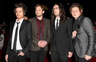 Kings of Leon on being more than 'business partners' now