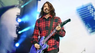 Foo Fighters Mum Writes Book on Raising Rock Kids