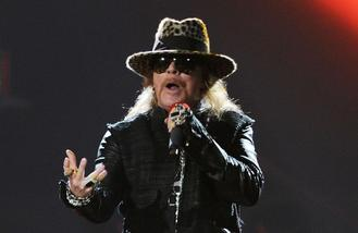 Axl Rose's AC/DC future rides on 'boss' Angus Young