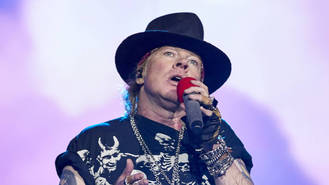 Axl Rose's manager thought Slash reunion request was a joke