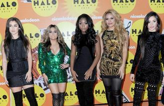 Fifth Harmony have apple sauce on tour rider