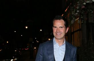 Jimmy Carr pens duet for Robbie Williams and Kylie Minogue