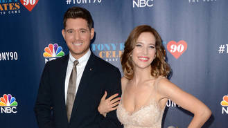 Michael Buble pulls out of BBC Music Awards performance