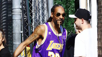 Snoop Dogg leads celebrations as California legalises recreational marijuana