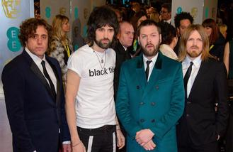 Kasabian for Glastonbury Festival 2017?