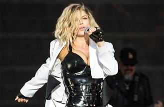 Fergie to release second album early next year