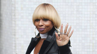 Mary J. Blige: 'Marriage fell apart over lack of respect'