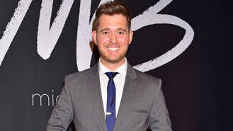 Michael Buble in heartbreaking performance for Children in Need