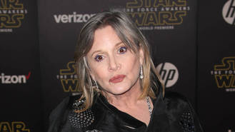 Carrie Fisher loves to listen to ex Paul Simon's mean songs about her